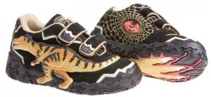 3D TRex Shoe- LT Black
